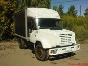 свой грузовой авто зил-4431 фургон ямз-236 20 куб.