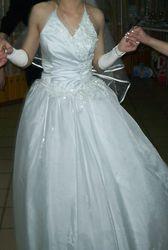 Продам свадебное платье р.44-46