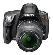 Продам фотоаппарат Sony Alpha DSLR-A390