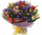 Бесплатная доставка цветов курьером в Кирове и области