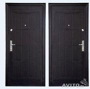Металлические двери и межкомнатные полотна Б/У