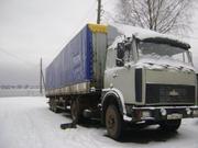 Продам МАЗ 54329 и полуприцеп МАЗ 9756.
